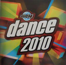 Much Dance 2010 - Various Artists (CD 2009 Sony Music) Lady GaGa, P!nk VG++ 9/10