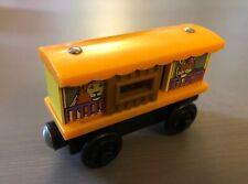 Thomas & Friends Wooden Railway ZOO CAR Sliding Door Train Wood Engine Toy