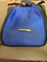 Blue Nintendo DS Case
