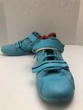 REEBOK Men's CROSSFIT CF74 U-FORM Training Lifting Shoes Size 12 Blue