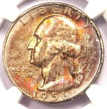 1956-D Washington Quarter 25C - NGC MS67+ Plus Grade - Top Pop - $5,500 Value!