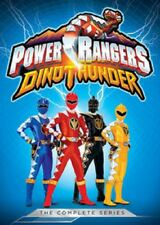 Power Rangers Dino Thunder The Complete Series Season New DVD