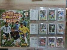 Panini Road to 2002 Corea Japón WM 02-complete set Empty álbum
