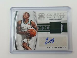 Eric Bledsoe 2019-20 Panini Crown Royale Knights Of The Round Table #37/99