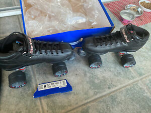 Riedell R3 Black Roller Skate Bnb Brand New Never Worn In Box Size 8 Cayman