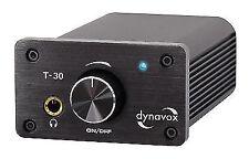 Dynavox Stereo Digital Amplifier T-30 Black T30