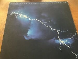 Dire Straits - Lover over gold - LP Vertigo Records 1982 UK EX