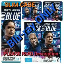 Black And Blue (2020) 🎉Blu Ray Only 🎥💿🎉 Please Read Description 🎉2019