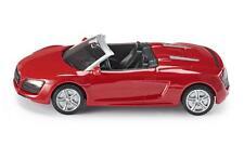 Siku 1316 - Audi R8 Spyder Sports Car Diecast - Scale 1:55