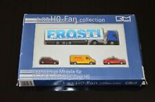 Rietze H0 - Fan Collection mit Frosti LKW + OVP ++++