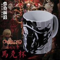 Overlord Anime Ceramic Water Mug Coffee Tea Cup Unisex Otaku Gift Collectibles