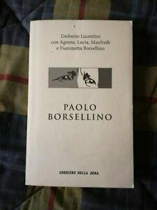 Paolo Borsellino - Corriere della sera