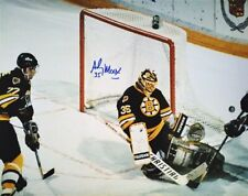 ANDY MOOG AUTOGRAPHED BOSTON BRUINS 16X20 PHOTO