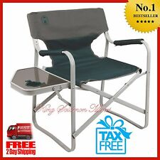 Oversized Camping Lounge Chair Large Big Folding Portable Heavy Duty Outdoor New