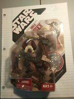 Hasbro Star Wars 30th Anniversary Red Yoda & Kybuck 32 New Sealed 2007