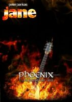 PETER PANKA'S JANE - PHOENIX 2 DVD  ROCK/POWER ROCK/BOMBAST ROCK NEW+