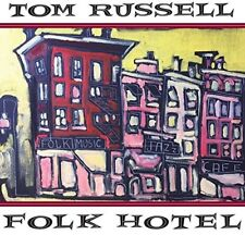 Tom Russell - Folk Hotel [New CD] UK - Import