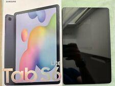 """SAMSUNG GALAXY TAB S6 LITE SM-P610 64GB, Wi-Fi, 10,4""""GREY USATO COME NUOVO"""