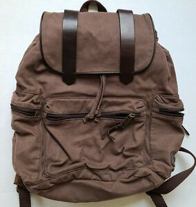 Duluth Trading Company Canvas Backpack