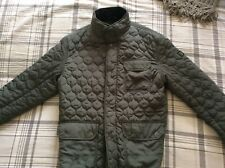 Firetrap Quilted Jacket Mens Large