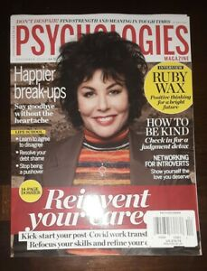 Psychologies Magazine December 2020
