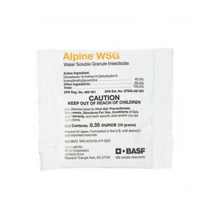 Alpine WSG Single-dose Packet Pest Control Flea Bedbug Roach Control (10g pkt)