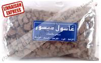 Argile Rhassoul Ghassoul de Fès aux Plantes BIO 100% Naturel 500g Rhassoul Clay
