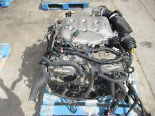 2002-2006 Nissan 350z 3.5L V6 Engine Motor Infiniti G35 VQ35DE Wiring Ecu