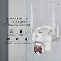 1080P HD Home Security Wireless IP WiFi PTZ CCTV IR Camera 3 Night Vision Modes