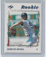 1996 Score #225 - Mariano Rivera RC New York Yankees HOF - Mint