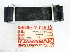 Kawasaki NOS NEW  92072-045 Oil Tank Band Z1 S1 S3 EJ KH KL KZ KLX VN 1973-2012