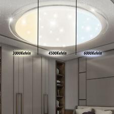 LED 24W Techo Iluminación entarimados Estrellas Cielo Reflector 3-stufen Big Luz