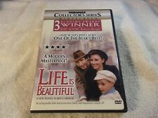 Life Is Beautiful (Dvd, 1999) Collector'S Series *Gem Mint*