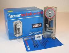 Fischertechnik 30076 em 6 Zählwerk OVP #100