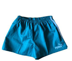 Puma Rugby Match Short Cotton Green XXL Rugby Union Or League