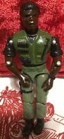 1986 Vintage Lanard Toys The Corps Flashfire Action Figure