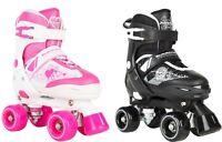 Rookie Pulse Adjustable Kids Quad Skates