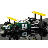 SCALEXTRIC Slot Car C3702A Legends Brabham BT26A-3 Jacky Ickz