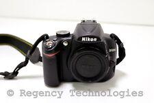 New listing Nikon D5000 Digital Slr Camera | 25452 | 12.3Mp | Black | Body Only