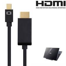 Asus Zenbook, ROG Laptop Mini DisplayPort(DP) HDMI TV Monitor 1.8m 4K Lead Cable