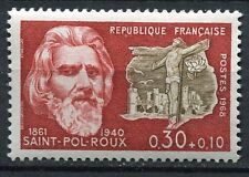 STAMP / TIMBRE FRANCE NEUF LUXE ** N° 1552 ** CELEBRITE / PAUL PIERRE ROUX