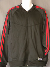 NEW Everlast Boxing Full Zip Jacket Longsleeve Training Coat MMA MENS Size L XL