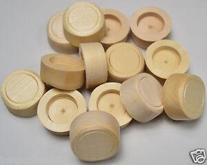Wooden Cask Ale Keystones QTY 100 Brewing Supplies / No. 2 Keystones Faucet Plug