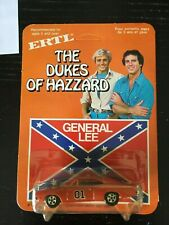 1981 ERTL 1:64 GENERAL LEE DUKES OF HAZZARD UNPUNCHED  #8 1581 DIECAST '69 DODGE