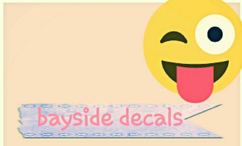 Bayside Decal Shop