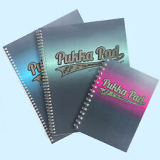 Pukka Pad Electra Jotta 200 Pages A4/A5 Notebook Ruled Wirebound Writing 8239