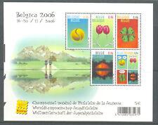BLOK 133 belgica postfris** 2006