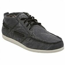 ELEMENT New Mens Footwear Canvas Skate Shoes Size (7) HAMPTON TEXTILE Black