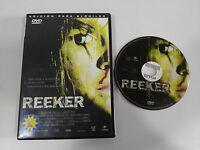 REEKER DVD + EXTRAS TERROR HORROR ESPAÑOL REGION 2
