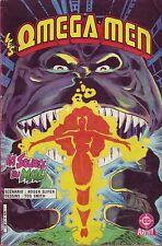 Les Omega Men N°4 - La source du mal - Arédit-D.C. Comics - 1985 - BE